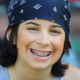 Metal Braces Viney P Saini Orthodontics Clarksburg